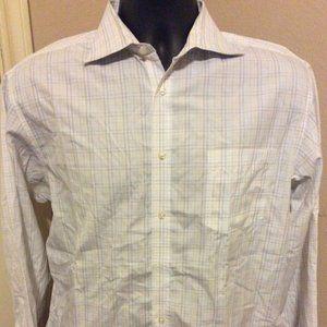 Thomas Pink Traveller Classic Fit Dress Shirt
